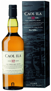Caol Ila Scotch Single Malt 12 Year 750ml